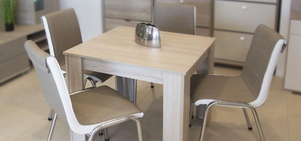 Chaises et table Sotufab