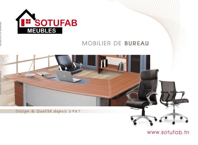 Collection bureautique 2018 SOTUFAB