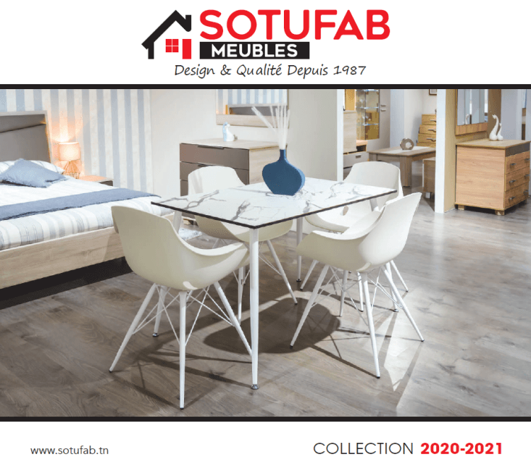 Catalogue Sotufab Meubles 2020-2021